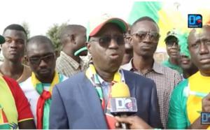 """Abdou Karim Sall : """" L'équipe du Sénégal nous a offert un beau spectacle, une belle performance"""""""