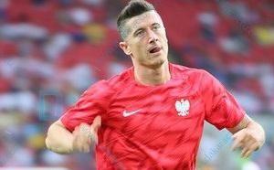 Pologne : La réaction de Lewandowski après la défaite