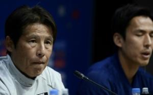 Nishino coach du Japon : «j'ai demandé à mes joueurs de prendre 5 kilos...»