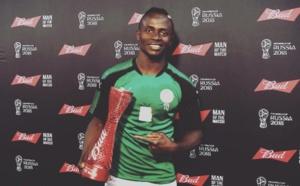 JAPON / SÉNÉGAL : Sadio Mané élu homme du match