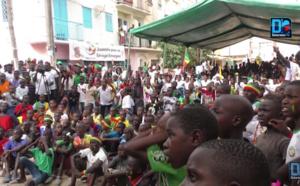 Match Sénégal/Japon : Association « GOUNGUE MACKY SALL aux HLM, les sénégalais gardent toujours espoir …