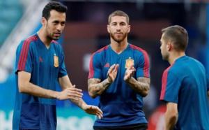 Coupe du monde / Espagne : Ramos tape du poing sur la table