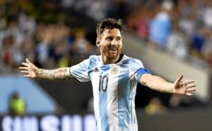 """Qualification de l'Argentine : """"une joie méritée"""" selon Messi"""