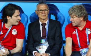 Après l'échec de la coupe du monde, l'Egypte vire son Sélectionneur