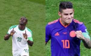 CM 2018 : Sadio Mané-James Rodriguez, le duel des cracks