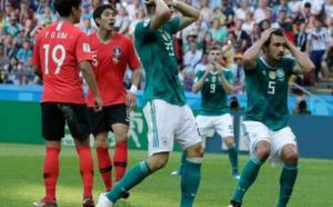 Coupe du Monde 2018 : l'Allemagne éliminée, ça passe pour la Suède et le Mexique