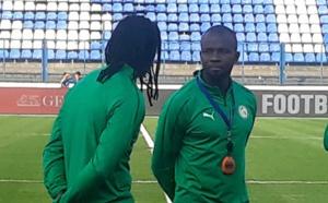 Aliou Cissé et Omar Daf encensent Youssouf Sabaly