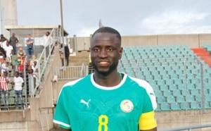 Sénégal-Colombie : Cheikh Kouyaté conserve son brassard de capitaine