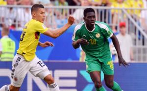 Coupe du monde : Sénégal-Colombie (0-0) à la mi-temps