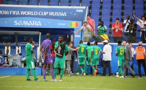 Coupe du monde 2018 : Les Lions quittent le Mondial la tête basse