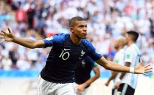 Huitièmes de finale de la Coupe du monde : la France élimine l'Argentine (4-3)