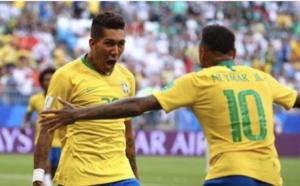 Coupe du monde : Le Brésil élimine le Mexique (2-0)