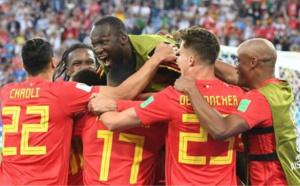 Coupe du monde : La Belgique élimine le Japon (3-2)
