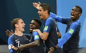 RUSSIE 2018 : La France bat la Belgique (1-0) et se qualifie pour la finale de la Coupe du monde