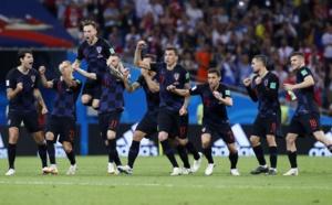 Coupe du monde : La Croatie bat l'Angleterre (2-1) et rejoint la France en finale
