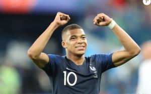 Coupe du Monde : Kylian Mbappé, meilleur jeune joueur de la compétition !