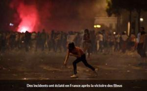 Coupe du Monde 2018 : de malheureux incidents ont émaillé les festivités