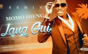 Momo Dieng «Lang Gui Remix»