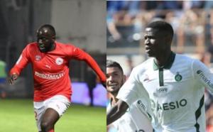 Sada Thioub et Makhtar Guèye font de brillants débuts en Ligue 1