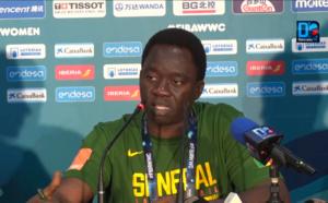 """Cheikh Sarr : """"On avait envie d'atteindre la barre symbolique des 80 points, c'est-à-dire 20 points par quart-temps»"""