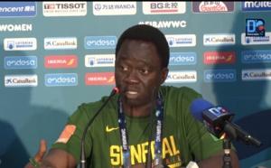 Cheikh Sarr après USA/Sénégal : «On a été clairement dominé dans la raquette»