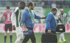 Bursaspor : Diafra Sakho out pour 6 semaines