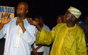 Publi-reportage : Fatick ; le meeting du maire Abdoulaye Ndiaye (Photos)