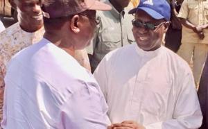 Présidentielle 2019 / Macky à Mbao : Macky Sall et Abdou Karim Sall en communion