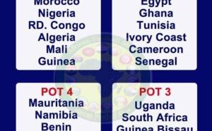 Le Sénégal dans le pot 1 pour le tirage au sort de la Coupe d'Afrique