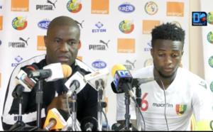 """Le coach Guinéen Souleymane Camara : """"Je félicite mes joueurs car ils ont mouillé le maillot"""""""