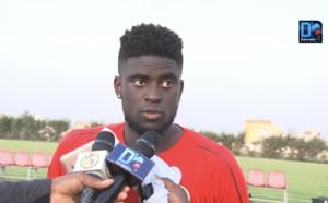 «Krépin est là pour gagner sa place, et nous pour maintenir la nôtre» (Alfred Ndiaye)