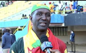 Match amical : Cheickna Demba, le célèbre supporter milien, lance les hostilités en taclant les joueurs sénégalais.