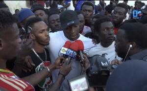 """Risque d'année blanche : Ama Baldé répond : """"Amna Mbeur Youdoul Année blanche. Dina beuré, dina léne indil Ndaam!"""""""