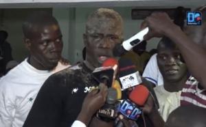 Open Press de Nandi Fall pour son combat contre Sokh : « Wadji gueumoul boppam... »