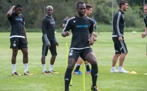 Amiens : Moussa Konaté touché au genou à l'entraînement