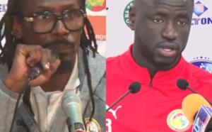 Aliou Cissé : « Cheikhou Kouyaté reste le capitaine de l'équipe »