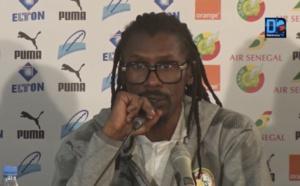 Aliou Cissé : « Je n'ai pas de problème avec la presse, une réunion est prévue »