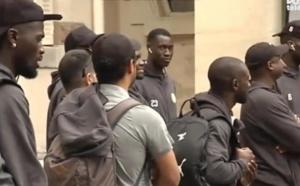 Une vingtaine de Lions sont arrivés ce mardi au camp de base de l'hôtel Rhino de Saly.