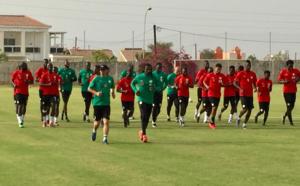 Stage de préparation d'avant CAN 2019 : 20 Lions pour un léger  premier galop d'entraînement