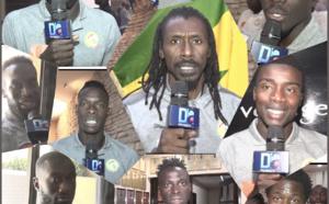 Korité : Aliou Cissé et les Lions ont adressé des vœux aux sénégalais