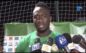 Mbaye Diagne (Galatassaray) : « Prêt à saisir ma chance en sélection »