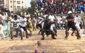 Lutte : Suivez le Touss de Marley de l'écurie Papa Kane au stade Iba Mar Diop