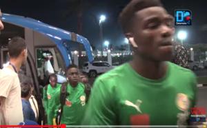 Sénégal-Nigéria (1-0) : Découvrez en vidéo les Lions de retour à leur hôtel
