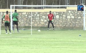 Equipe nationale : Aliou Cissé entraîne (déjà) ses troupes aux tirs au but