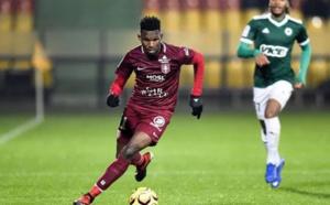 Mercato : Le FC Nantes lorgne sur le sénégalais Opa Nguette