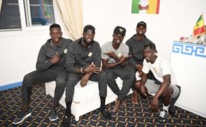 Rencontre avec des émissaires de la CAF : Les Lions mis au parfum des nouveaux  règlements, en présence de Malang Diédhiou