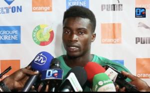 Moussa Wagué sur la CAN 2019 : « C'est important de bien entrer dans la compétition »