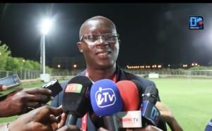 « Tout est au beau fixe pour aller jusqu'au bout de la Coupe d'Afrique » (Me Augustin Senghor, président FSF)