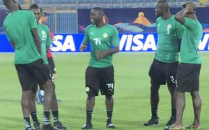 Veille de match : Les Lions ont pris leurs repères sur la pelouse du Stade du 30 Juin au Caire