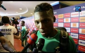 Lamine Gassama : « Content de pouvoir débuter ce match »
